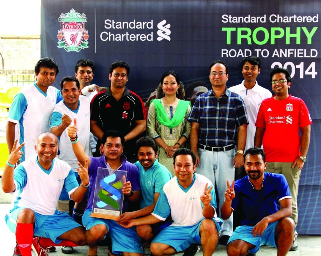 Standard Chartered Bank Bangladesh Logo of Standard Chartered Bank